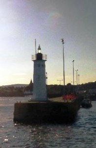 Anstruther Harbour Lighthouse